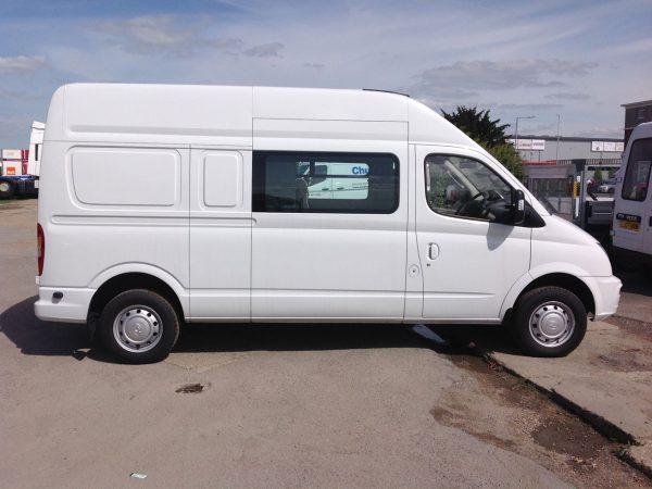 LDV V80 7 Seat Crew Van