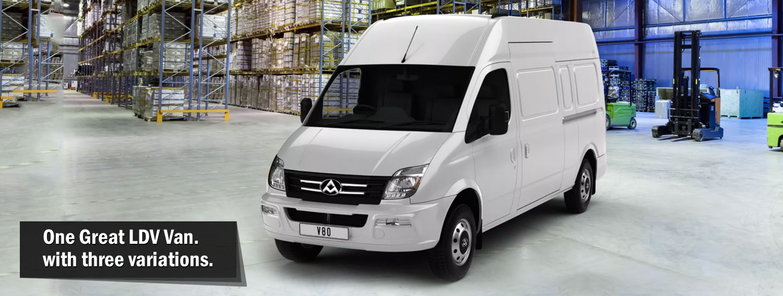 LDV V80 Panel Van